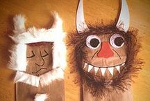Where the Wild Things Are Theme / by Kasey Herrington
