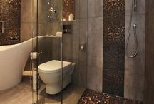 His & Hers / Bathroom designs and ideas / by Shonnie Tabers