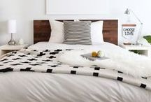 Bedroom Style Board / Design and decor ideas for great master bedrooms and guest bedrooms! / by Dwell Beautiful