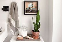 Bathroom Style Board / Design and decor ideas for the bathroom / by Dwell Beautiful