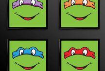 Ninja Turtle Nursery