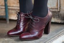 OXFORDS #shoe #trends / womens oxfords style inspiration / by Shoeline.com ♥