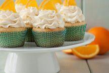 Orange Food Love