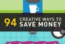 Saving Money / Ways to save money  / by Asha Pena