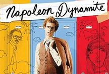 """Napoleon Dynamite"" / I would watch this everyday if I could! So hilarious! / by Nancy Shows"