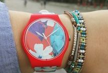 Surfing the Wave / Surf's up, dudes and dudettes! Surfing The Wave is ready to hit the beach and get this party started!  / by Swatch