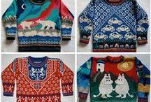 knitting / crochet / patterns and inspiration
