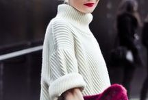Winter / Winter fashion.