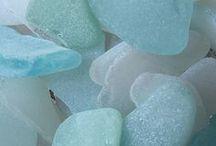 water glass stone
