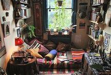 bedroom / by Alexi Tavel