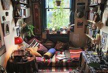 bedroom / by Alexandra Tavel