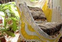 hammocks / by Alexandra Tavel