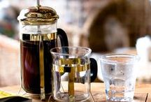 coffee / Mirth is like a flash of lightning, that breaks through a gloom of clouds, and glitters for a moment; cheerfulness keeps up a kind of daylight in the mind, and fills it with a steady and perpetual serenity. Joseph Addison