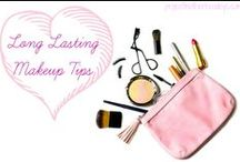 In Our Make-Up Bag / Our favorite makeup, tricks and tools to make your beauty routine effortless.