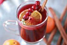 Drink and Cocktail Recipes / Cocktails and drinks that warm your body and soul. Cheers! / by BlogHer