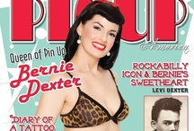 Pin Up America Magazine / Covers & Content of www.PinUpAmericaMagazine.com / by Pin Up America