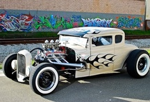 Kustom Kulture / by Pin Up America