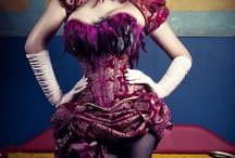 For the luv of corsets!  / by Pin Up America