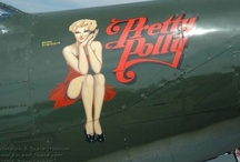Nose Art / by Pin Up America