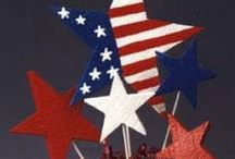 Patriotic, Fourth of July / by L Kuttig