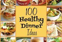 Healthy Recipes / by Lisa Kiesling Folkringa