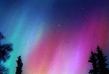Northern Lights/Aurora-Borealis / by Morris Murphy