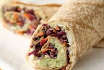Sandwiches & Wraps / by EatingWell Magazine