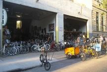nyc bicycling