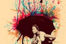 he[art] <3 / art that I heart / by Jillian Jordan