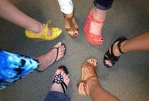 Shoes! Shoes! Shoes! / Shoes and boots to complete your outfit. Fabulous footwear for all! / by BlogHer