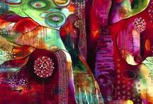 Color Explosion! Crazy / by Mari Kuehn