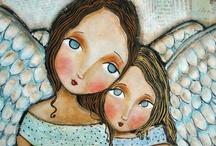 I believe in Angels / by Mari Kuehn