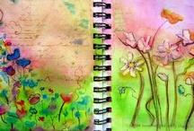 Motivating Art Journaling / by Mari Kuehn