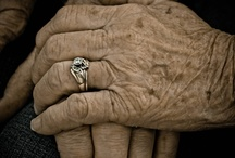 Expressive hands / by Mari Kuehn