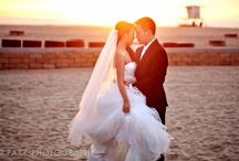 Weddings/Romance / Waterfront sunsets and rolling waves? Yeah, we're all kinds of charming. From first kisses to oceanfront weddings, Huntington Beach is the perfect backdrop for any romantic beach getaway. #huntingtonbeachweddings