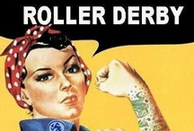 That's How They Roll... / Roller Derby / by Pin Up America