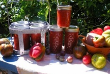 Canning stuff / by Jackie Robertson