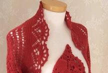 Crochet!  I'm Hooked!  HA! / by Peg Dzicek