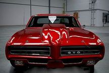 Pontiac GTO / My first car was a 1972 Pontiac GTO and I loved it. It was so much fun but it did get me in a little trouble like getting a ticket for 120 mph over the speed limit.