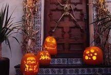 Halloween! / Halloween costume ideas, spooky decorations, DIY decorations, DIY decor, Halloween, fall living, fall gardening, harvest time.
