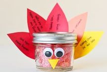 Thanksgiving Bounty / Delicious recipes, fun crafts and beautiful home decor to make your Thanksgiving perfect. / by BlogHer