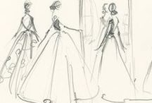 101 Fashion Design and Sketches / by Merceditas Herrera