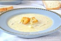 Soups and Stews / Grab a spoon and enjoy these delicious soup recipes from the BlogHer Community.