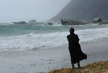briney salty sea