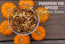 Pumpkin Recipes / Make Fall even more delightful with these delicious pumpkin recipes.