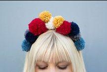 #JESUISUNEPOMPONGIRL / pompon mood diy wool is cool