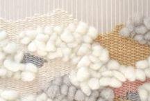 - Jolis Tissages - / weaving tissage wool diy colors