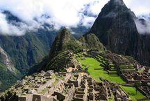 Places to go: Peru / by Miko Garcia