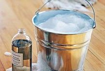 Cleaning Tips / Cleaning hacks, cleaning tips and tricks, organization, kitchen hacks, life hacks, homemade cleaning products.