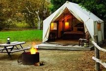 Camping / Camping hacks, outdoor living, camping tips and tricks, tips and tricks, life hacks, everything outdoors.